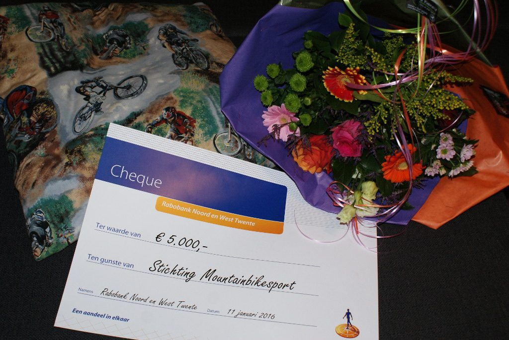 Picture: Cheque rabobank