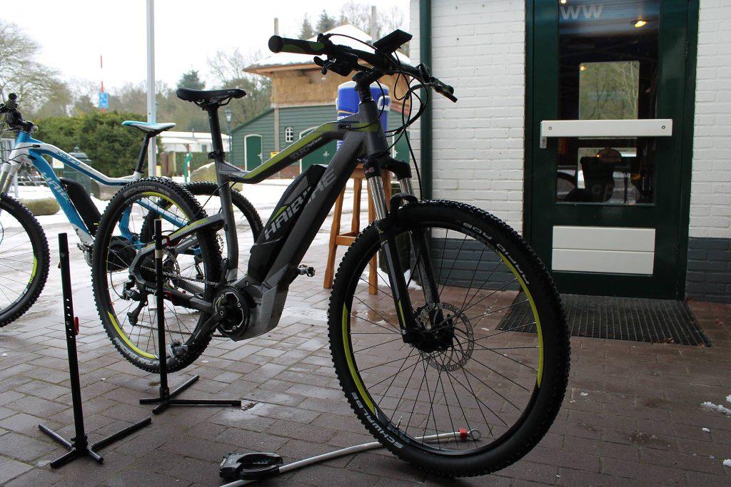 Picture: E-Bike Haibike
