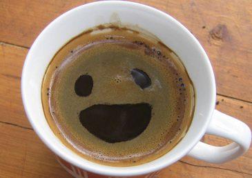 Picture: Koffie met een lach