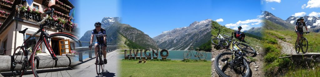 Picture: Livigno bike area