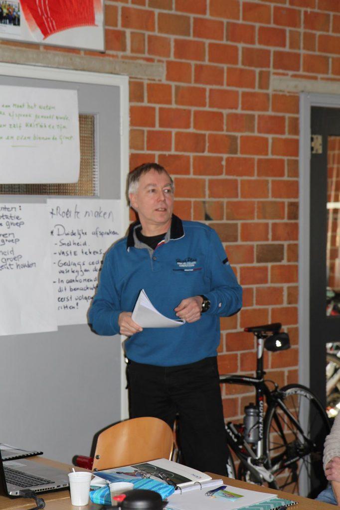 Picture: Instructeur Henk