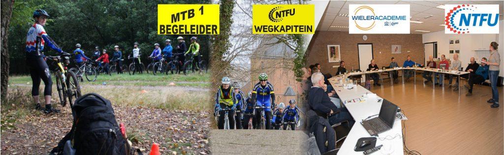 Picture: Opleiding MTB1 begeleider en Wegkapitein