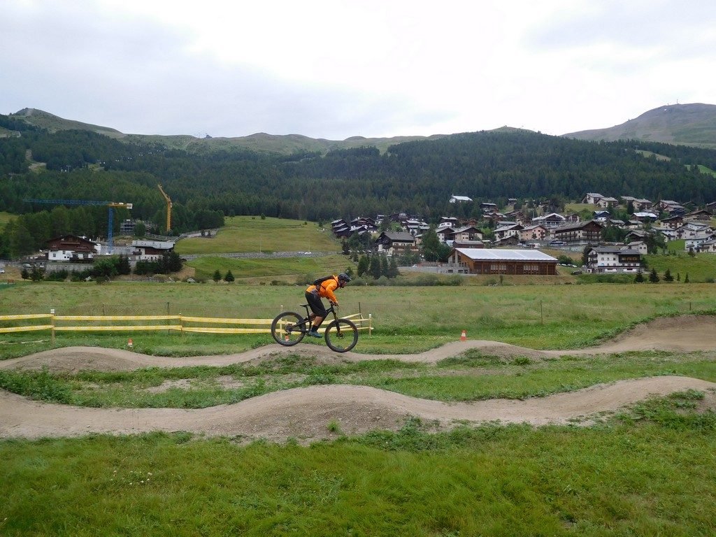 Picture: Pumptrack-Livigno