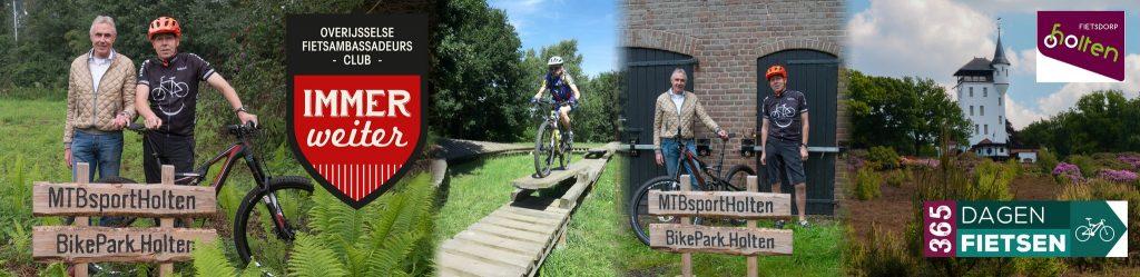 Picture: Theo-de-Rooij ondersteund bikepark holten