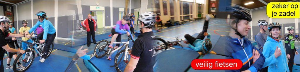 Picture: Veilig fietsen valtraining